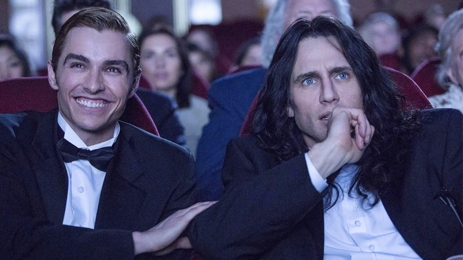 The Disaster Artist Trailer (Quick Reaction)