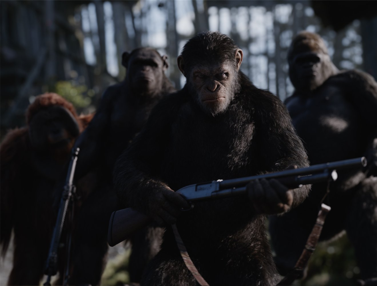 War For The Planet Of The Apes (After the Campaign Review)