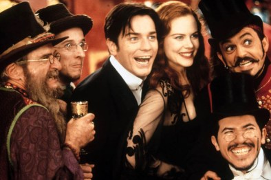 Moulin Rouge!, 2001