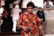 Człowiek z blizną, 1983