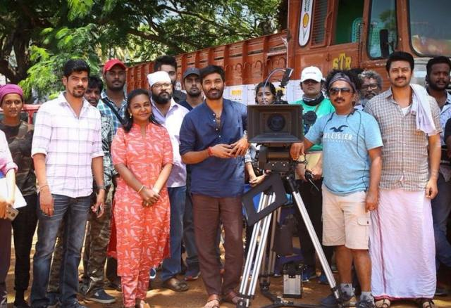 Dhanush Second Directorial