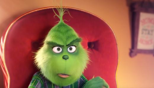 映画「グリンチ2018」のフル動画を無料視聴する!緑色のキャラは何者?!