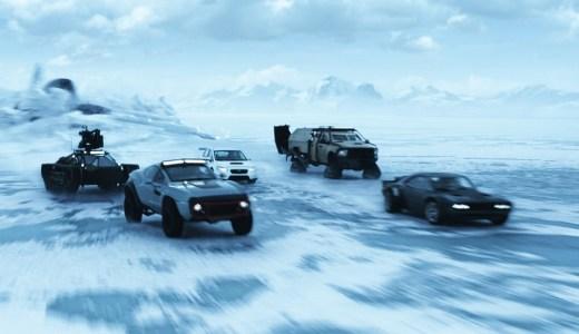 ワイルドスピード・アイスブレイクの車の一覧をご紹介!映画に登場する車とは?