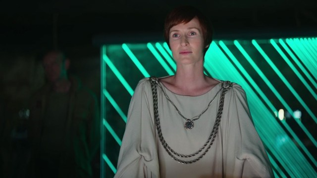 Mon Mothma Rogue One Trailer