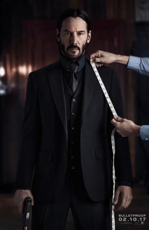 john-wick-2-bulletproof-teaser-poster