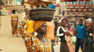 Oscar (TM) winner Lupita Nyong'o is Harriet Mutesi in Disney's QUEEN OF KATWE, the vibrant true story of a young girl from the streets of rural Uganda whose world rapidly changes when she is introduced to the game of chess. David Oyelowo and newcomer Madina Nalwango also star in the film, directed by Mira Nair.