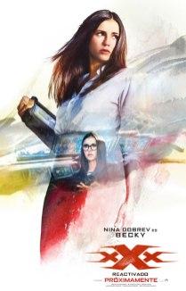 Nina Dobrev es Becky en 'xXx: Reactivado'