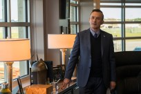 Robert Knepper plays Gen. Harkness in Jack Reacher: Never Go Back from Paramount Pictures and Skydance Productions