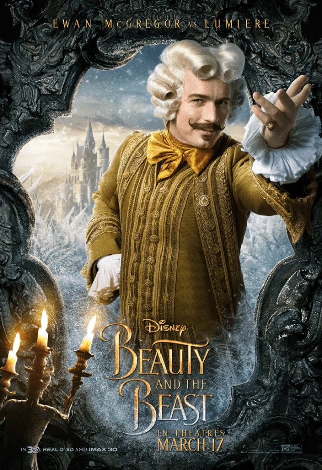 beauty-and-the-beast-ewan-mcgregor-lumiere-us-poster