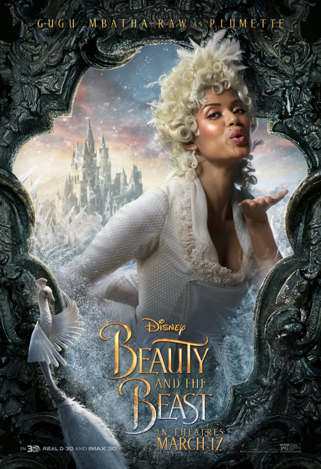 beauty-and-the-beast-gugu-mbatha-raw-plumette-us-poster