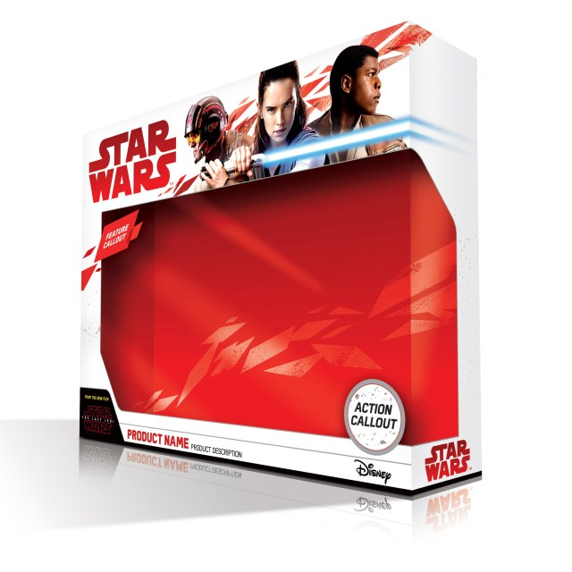 Empaque Star Wars Force Friday II
