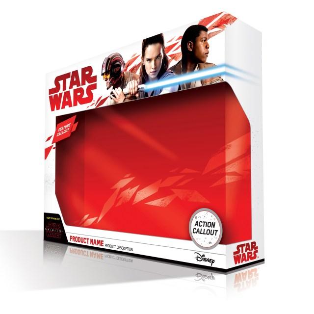 Empaque Star Wars Force Friday II