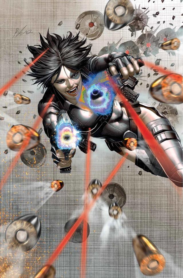 Domino Marvel