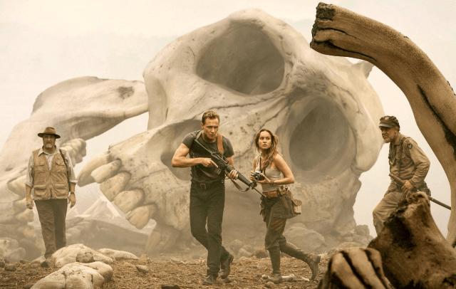 Kong Skull Island Reseña Elenco
