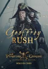 Piratas del Caribe: La Venganza de Salazar CineMedios Barbossa