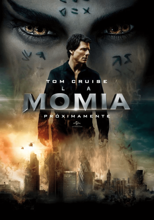 The Mummy 2017 MX Poster 3