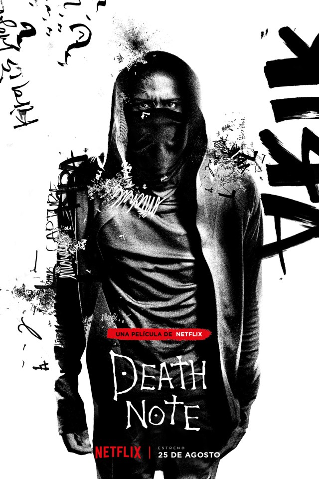 Póster 'L' Death Note