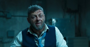 Marvel Studios' BLACK PANTHER Ulysses Klaue (Andy Serkis) Ph: Film Frame ©Marvel Studios 2018