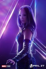 posters individuales avengers infinity war mantis