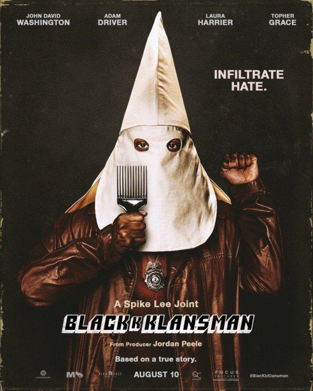 blackkklansman el infiltrado del kkklan trailer spike lee