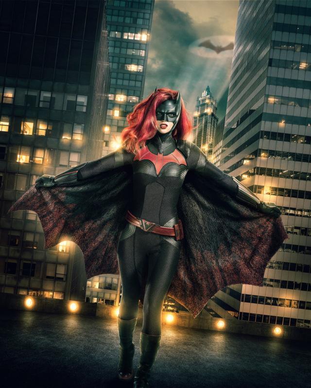 ruby rose batwoman arrowverse primer vistazo