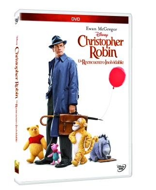 PACK 3D DVD CHRISTOPHER ROBIN