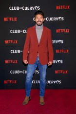 Club de Cuervos Season 4 Premiere Party, Mexico, January 15th 20