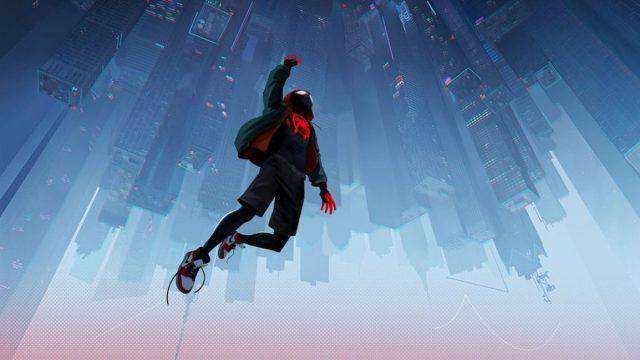productores spider man un nuevo universo series sony