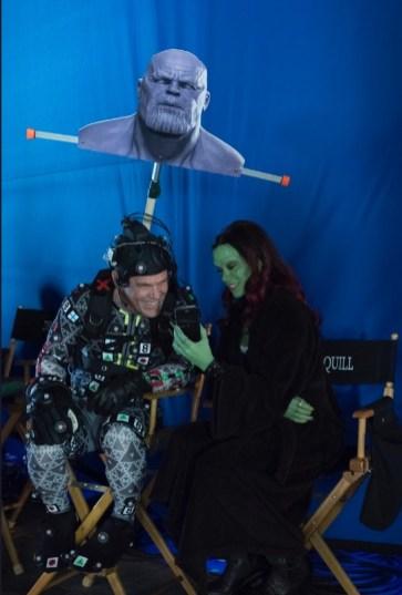 avengers endgame thanos gamora