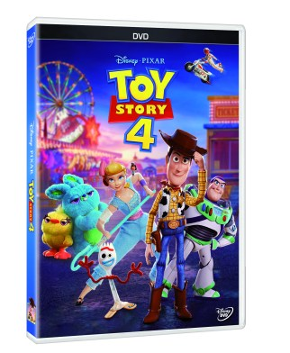 PACK 3D DVD TOY STORY 4