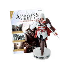 ASSASSIN'S CREED LA COLECCIÓN OFICIAL - ENTREGA 2