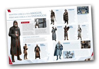 ASSASSIN'S CREED LA COLECCIÓN OFICIAL - OBRA EDITORIAL 3