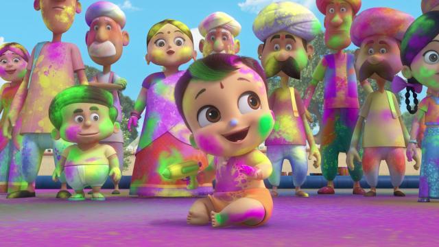 El pequeño Bheem Festival de colores.jpg