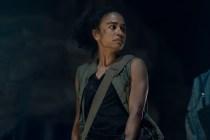 Lauren Ridloff as Connie - The Walking Dead _ Season 10, Episode 9 - Photo Credit: Jace Downs/AMC