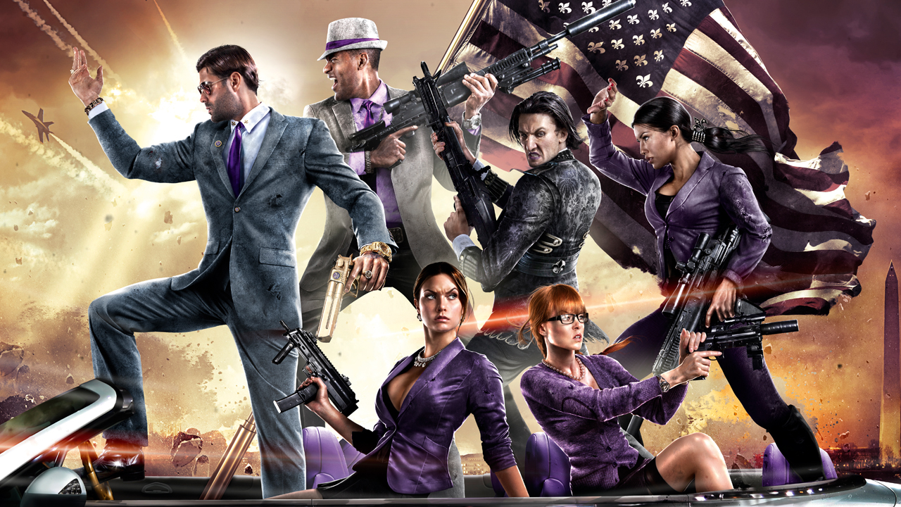 Saints Row IV: Re-Elected llegará a Switch