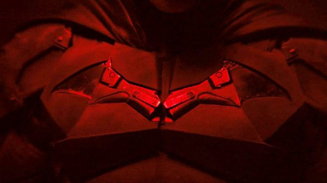 origen emblema the batman robert pattinson