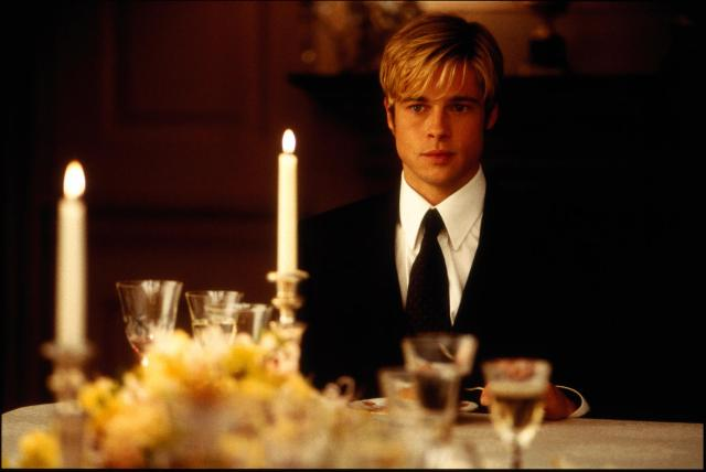 Brad Pitt en Conoces a Joe Black