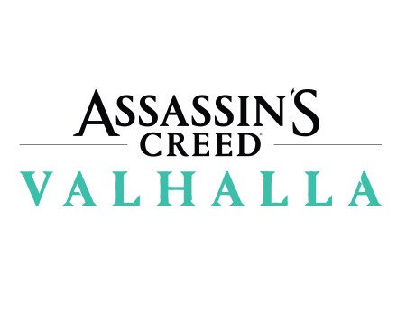 Assassin's Creed Valhalla logo vertical 2