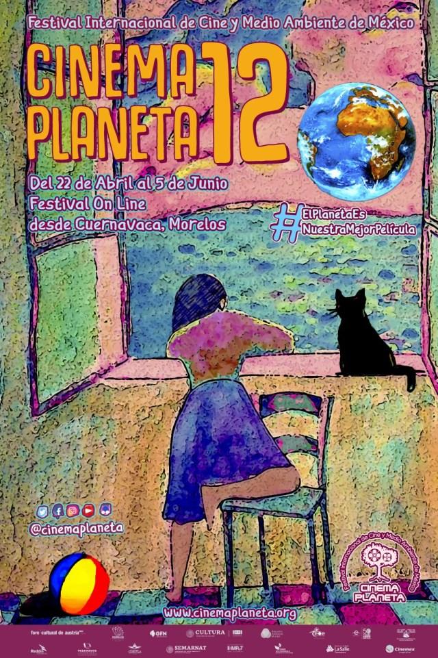 Poster Cinema Planeta 2020