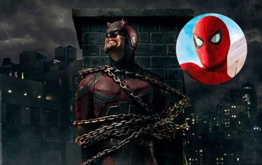 daredevil y spider-man