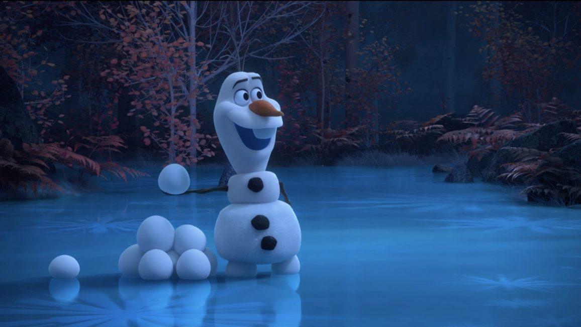 nueva serie animada disney olaf frozen