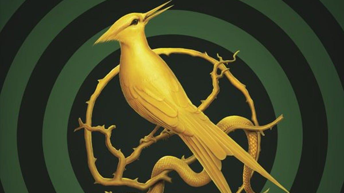 portada de the ballad of songbirds and snakes