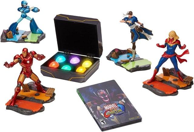 Marvel vs Capcom- Infinite - Collectors Edition - XBox One