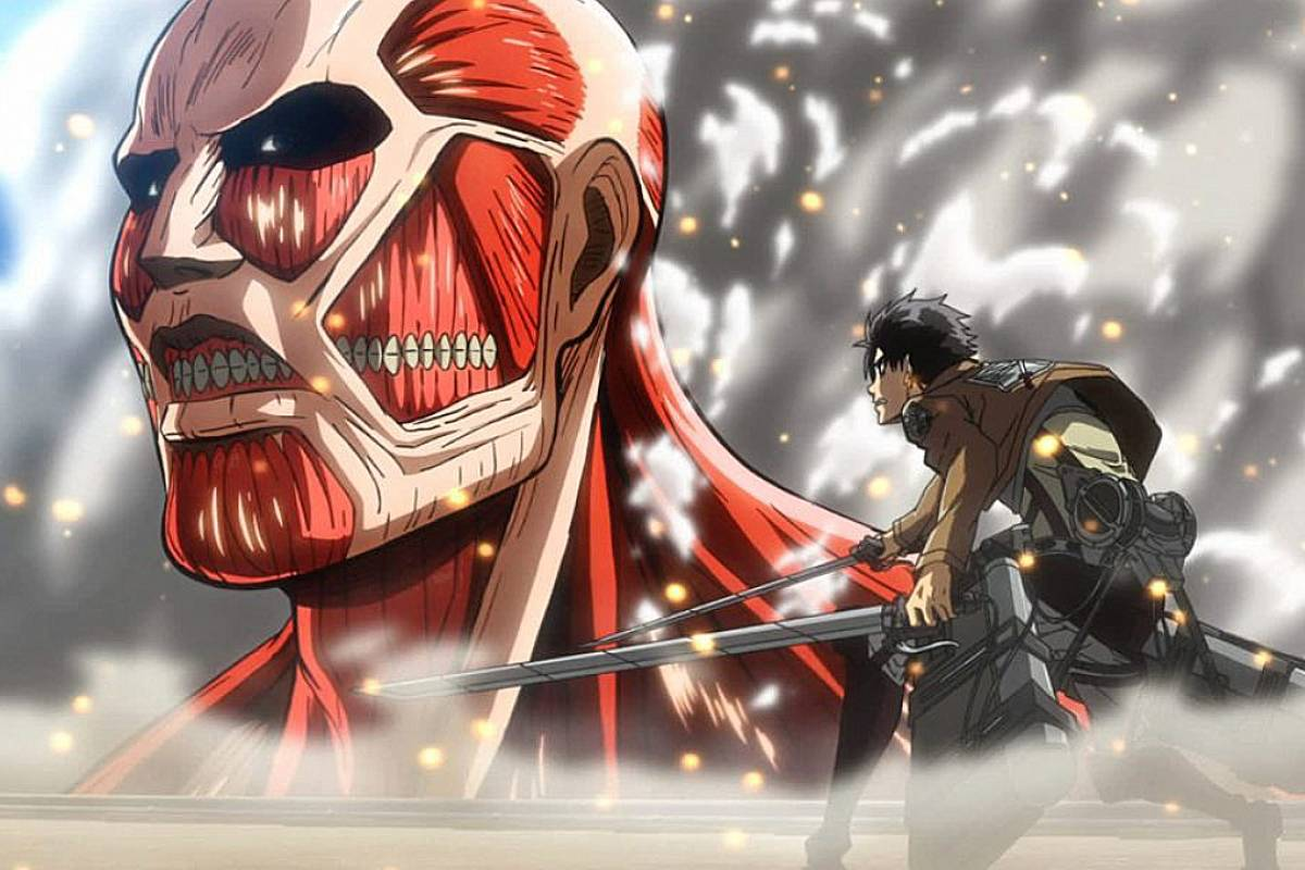 Tráiler de la temporada final de Attack on Titan