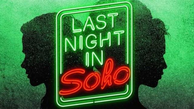 Last Night in Soho imagen promocional
