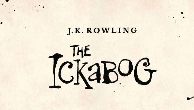 Captura de pantalla se sitio de The Ickabog
