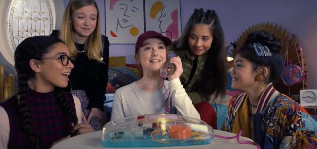 Serie The Baby-Sitters Club en Netflix