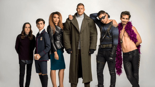 Serie The Umbrella Academy temporada dos en Netflix
