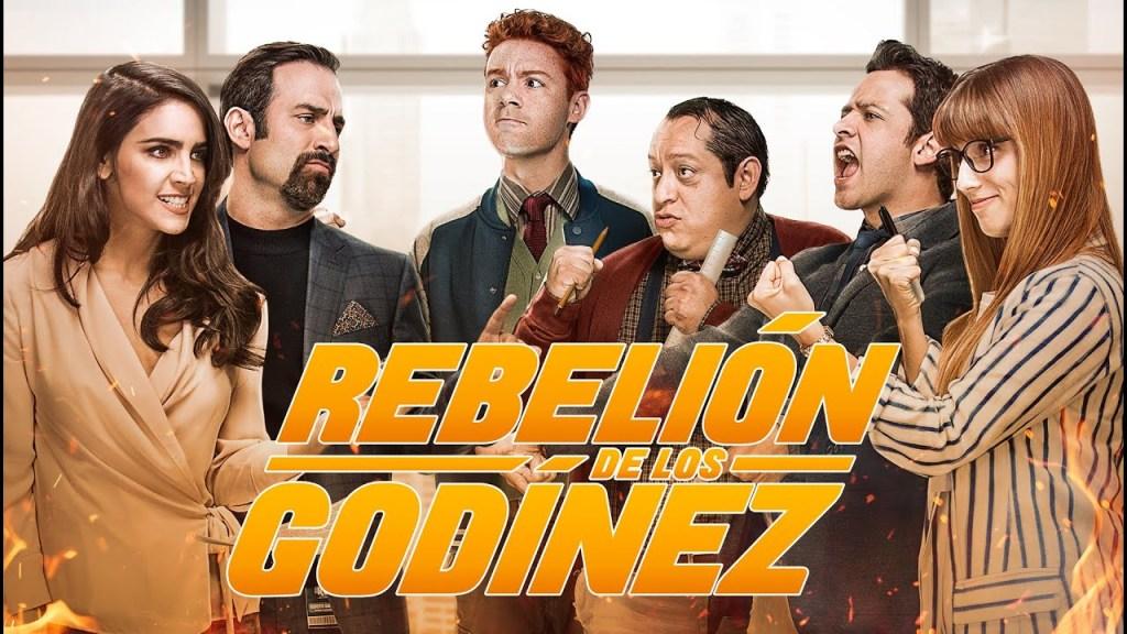 Reseña Rebelión de los Godínez