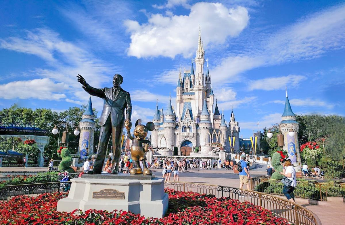 Walt Disney World en Florida abrirá el 11 de julio
